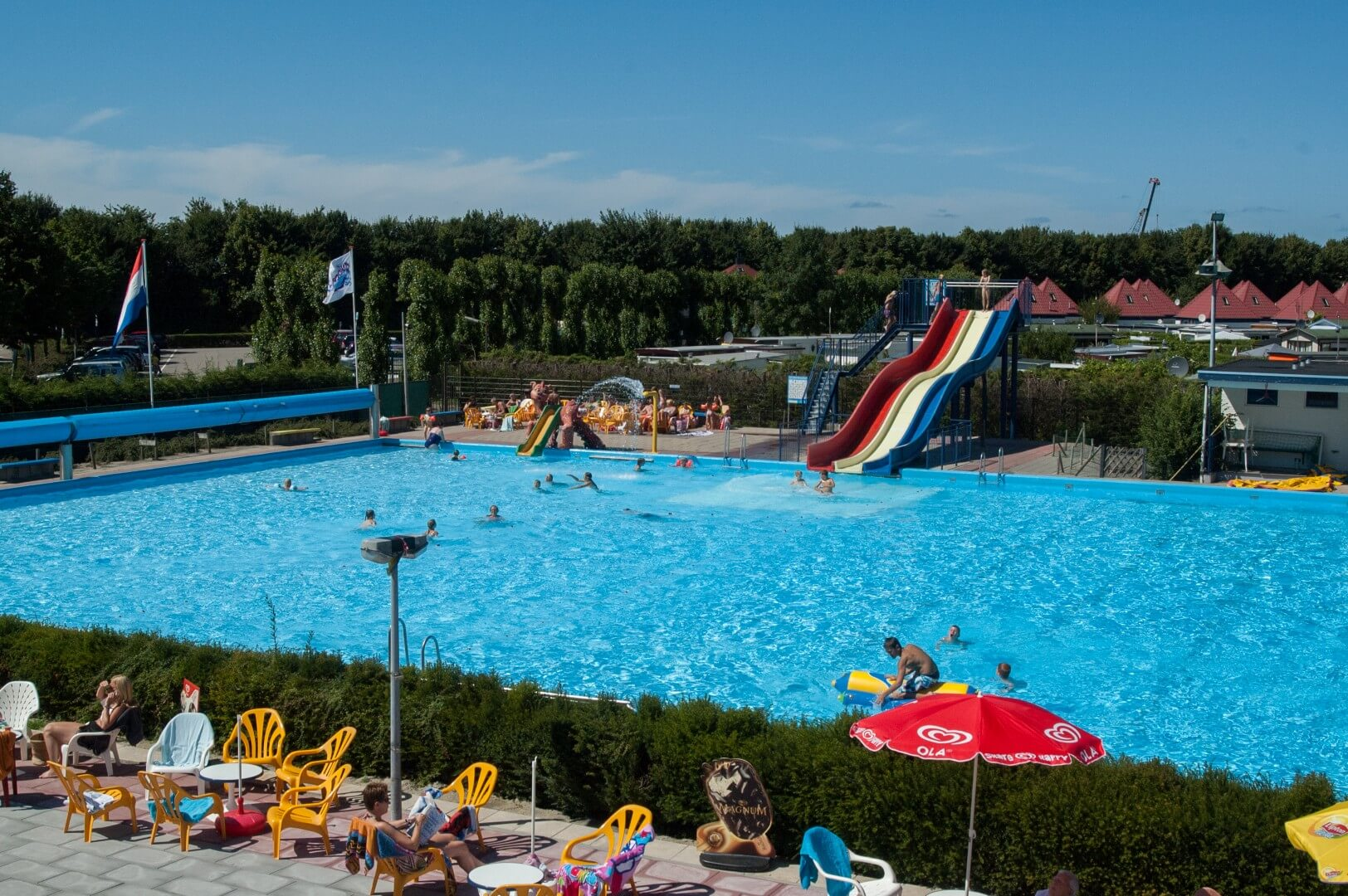 Zwembad Zuid Holland.Buitenzwembad Zuid Holland Tijd Voor Een Verfrissende Duik
