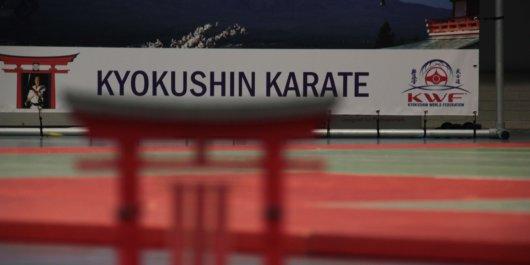 De Staver het podium voor NK Karate Junioren