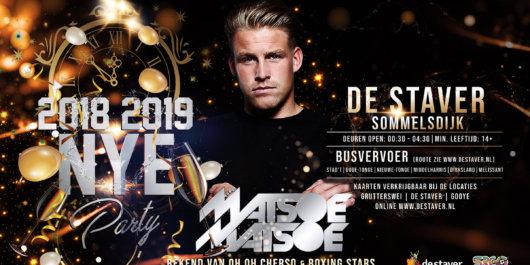 NYE party: trap 2019 goed af!