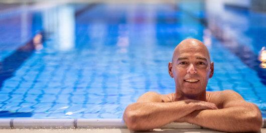 Persbericht: proef temperatuurverlaging zwembad de Staver