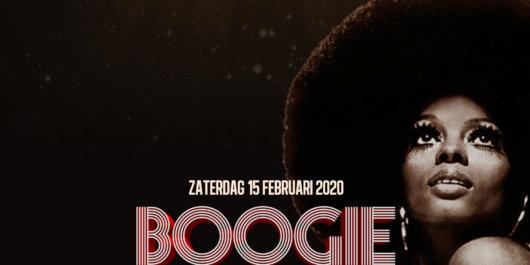 Boogie Wonderland op 15 februari