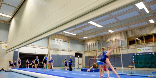 Persbericht - SRGO de Staver Sportief en Cultureel Bolwerk