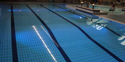 Volop zwemplezier in de drie zwembaden op het eiland