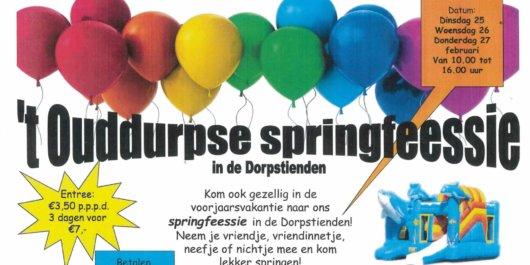 't Ouddurpse springfessie