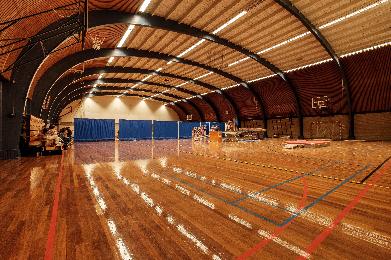Grutterswei Oude-Tonge - Sportzaal 07