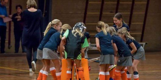 Nieuw in de Grutterswei: zaalhockey