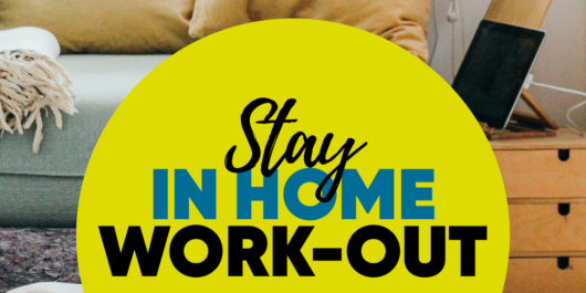 Stay in home work-outs (week 1)