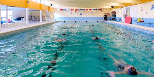 Woensdag 12 en 19 december geen recreatief zwemmen