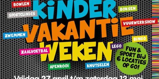 Kindervakantieweken: kunstwerk voor moederdag