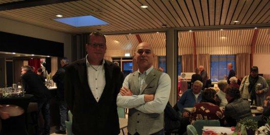Wethouder Bruggeman en directeur SRGO heropenen Oostdam