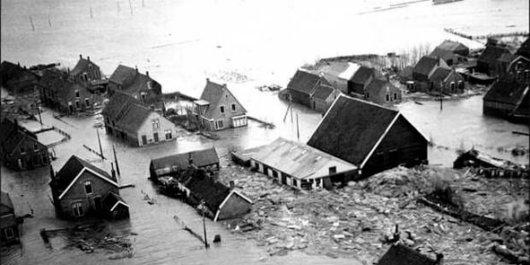 Mevrouw Guijt-Holleman zal vertellen over Watersnoodramp