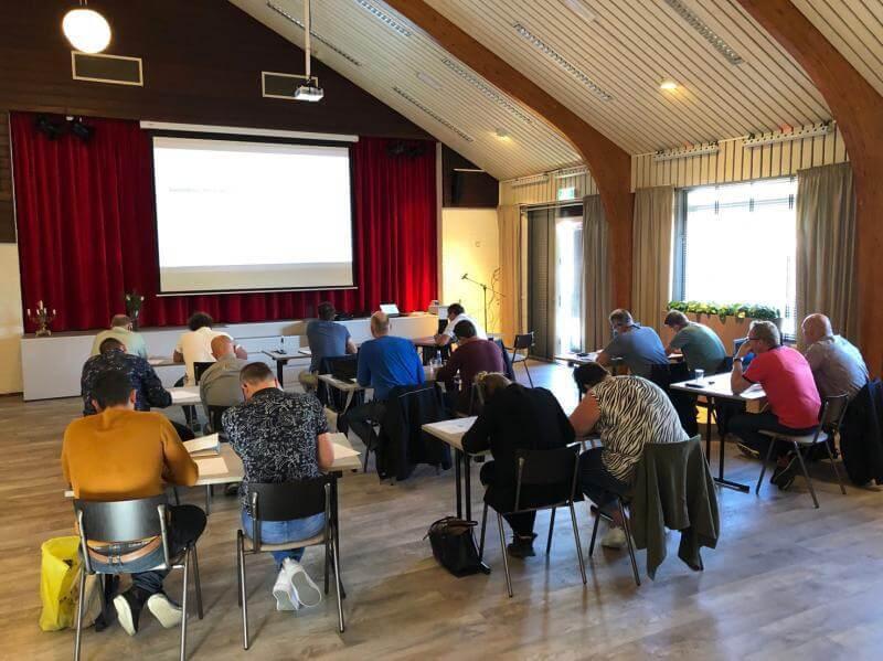 Cursus in Oostdam organiseren